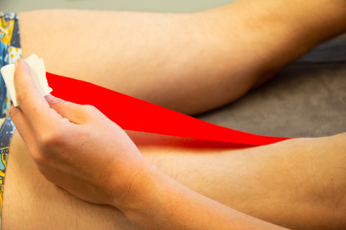 Medical Taping, PMC Twigt, Fysiotherapie, Sliedrecht